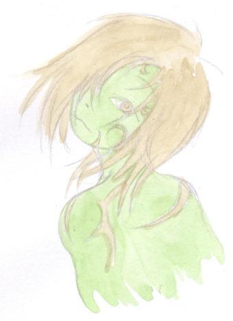 Le vert me va si bien...