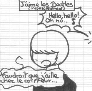 Non, je ressemble pas à Mireille Mathieu !